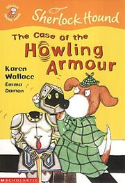 Cover of: The Case of the Howling Armour (Colour Young Hippo: Sherlock Hound)