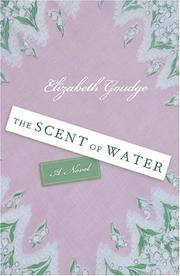 Cover of: The scent of water