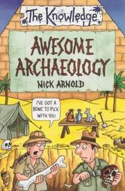 Cover of: Awesome Archaeology (Knowledge)