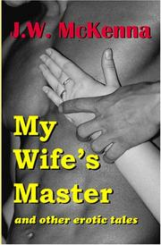 Cover of: My Wife's Master