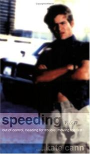 Cover of: Speeding