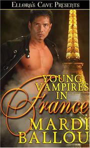 Cover of: Young Vampires in France