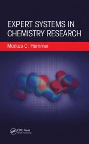 Cover of: Expert Systems in Chemistry Research | Markus C. Hemmer