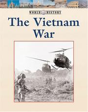 Cover of: The Vietnam War (World History)