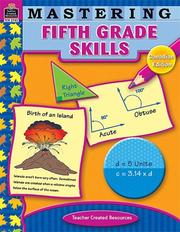 Cover of: Mastering Fifth Grade Skills-Canadian | JODENE SMITH