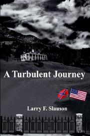 Cover of: A Turbulent Journey