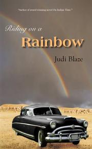 Cover of: Riding on a Rainbow
