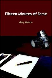 Cover of: Fifteen Minutes of Fame