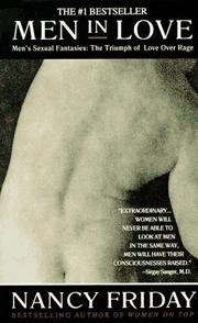 Cover of: Men in Love: Men's Sexual Fantasies: The Triumph of Love Over Rage
