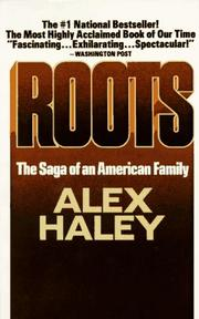 Cover of: Roots (Dell Book)