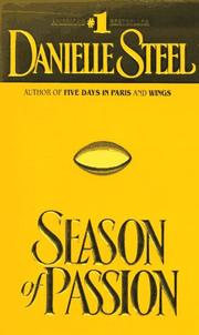 Cover of: Season of passion