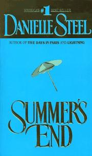 Cover of: Summer's end: a novel