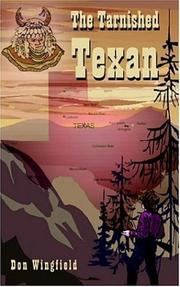 Cover of: The Tarnished Texan