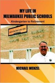 Cover of: My Life in Milwaukee Public Schools