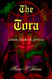 Cover of: The Tora