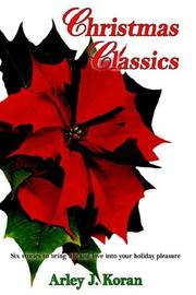 Cover of: Christmas Classics