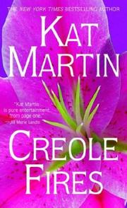 Cover of: Creole Fires | Kat Martin