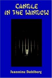 Cover of: Candle in the Window