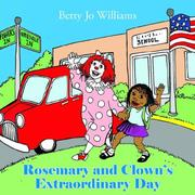 Cover of: Rosemary and Clown's Extraordinary Day
