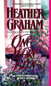 Cover of: One Wore Blue
