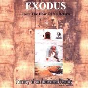 Cover of: Exodus From The Door Of No Return | Roy G. Phillips PhD