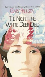 Cover of: The Night the White Deer Died