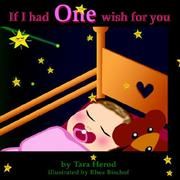Cover of: If I Had One Wish For You | Tara Herod