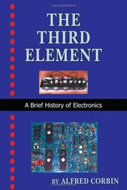 Cover of: The Third Element | Alfred Corbin