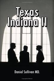 Cover of: Texas Indiana II | Daniel Sullivan