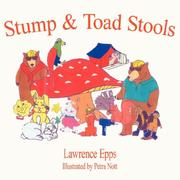 Cover of: Stump and Toad Stools | Lawrence Epps