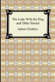 Cover of: The Lady With the Dog and Other Stories by Anton Chekhov