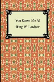 Cover of: You Know Me Al (A Busher's Letters)