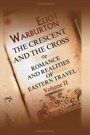 Cover of: The Crescent and the Cross