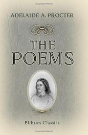 Cover of: The Poems