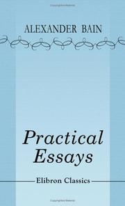 Cover of: Practical Essays