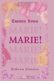 Cover of: Marié!