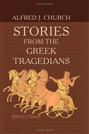 Cover of: Stories from the Greek tragedians