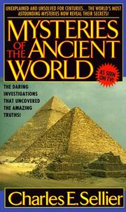 Cover of: Mysteries of the Ancient World | Charles Sellier