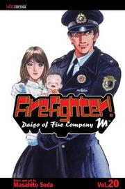 Cover of: Firefighter!: Daigo of Fire Company M Vol. 20 |