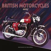 Cover of: British Motorcycles 2007 Calendar