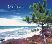 Cover of: Wild & Scenic Michigan 2007 Deluxe Calendar | BrownTrout Publishers