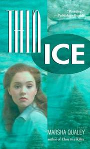 Cover of: Thin Ice (Laurel-Leaf Books)
