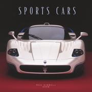 Cover of: Sports Cars 2008 Square Wall Calendar