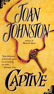 Cover of: Captive by Joan Johnston