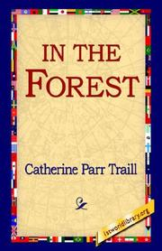 Cover of: In The Forest | Catherine Parr Traill