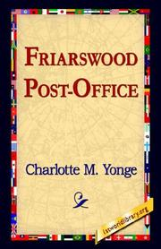 Cover of: Friarswood Post-Office | Charlotte Mary Yonge