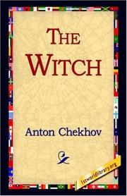 Cover of: The Witch | Антон Павлович Чехов