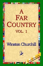 Cover of: A Far Country, Vol1