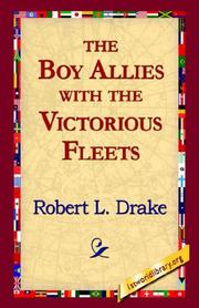 Cover of: The Boy Allies with the Victorious Fleets