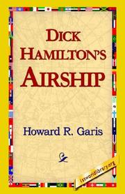 Cover of: Dick Hamiltons Airship